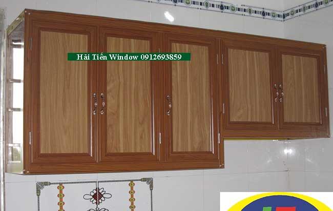 Tủ bếp đẹp giá rẻ đảm bảo chất lượng