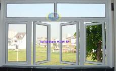 Cửa nhôm Xingfa cửa sổ mở quay